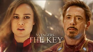 (Marvel) Avengers | The Key