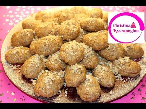 Traditionelles Weihnachtsgebäck.Melomakarona Rezept Griechisches Traditionelles Weihnachtsgebäck μελομακάρονα