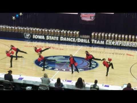 Forest City High School Dance Team