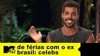 Menos de 24h e Lipe e Yá já estão trocando carinhos | De Férias com o Ex Brasil Celebs Ep. 09