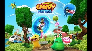 Candy Patrol: Lollipop Defense - Android HD GamePlay