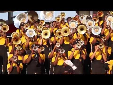 Playa Why You Hatin - Alabama State Marching Band (2016)