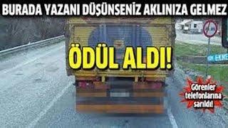 En Komik Kamyon Ve Araba Arkası Yazıları.