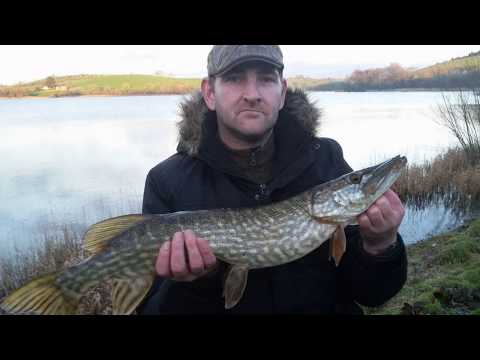 Pike And Trout Fishing In Northern Ireland Part.1