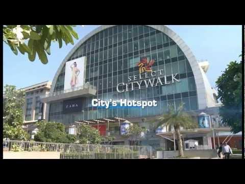 Select City Walk - Digital Film