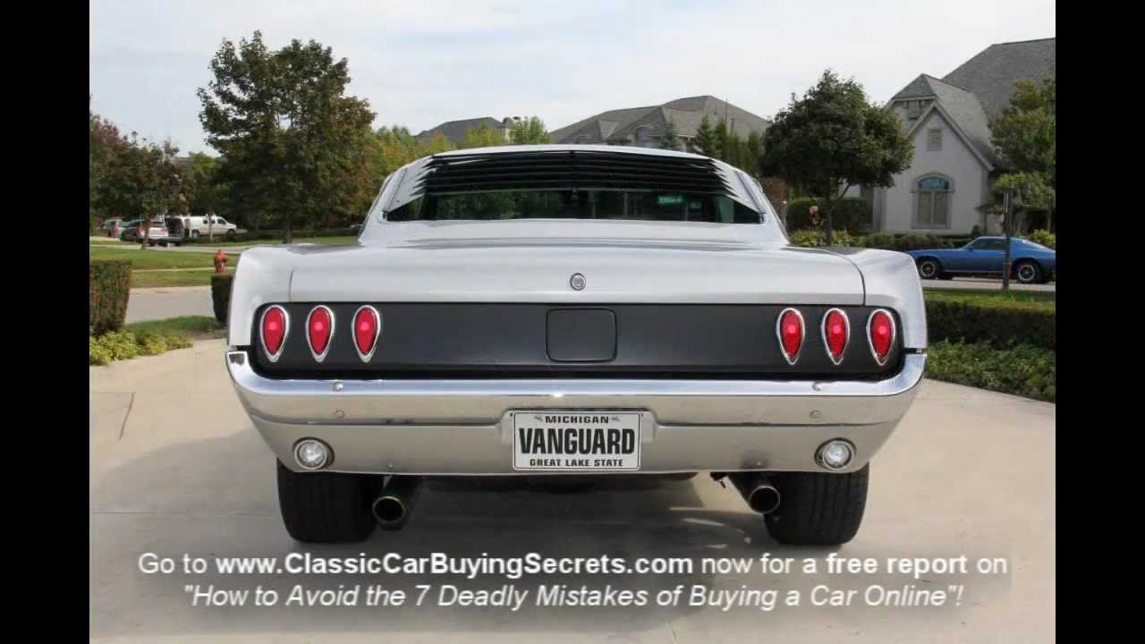 1966 Ford Mustang Fastback Restomod Classic Muscle Car For Sale In