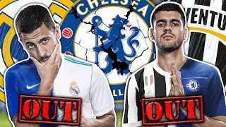 Juventus Close To Signing Alvaro Morata From Chelsea! | W&L