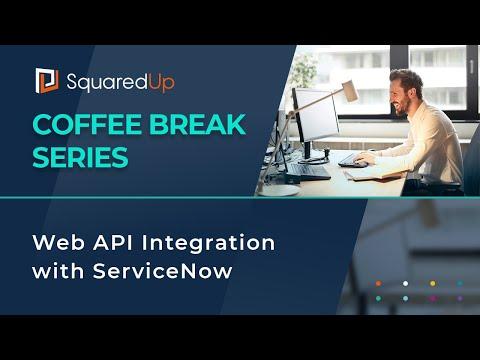 Webinar: Web API and integration with...