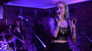 Soundcheck Live at Lucky Strike Live Tribute to Prince (4th video)