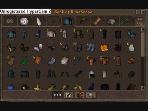 catnip45's updated bank
