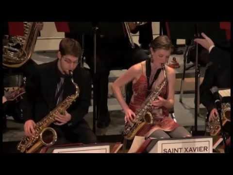 Moanin' - SXU Jazz Ensemble