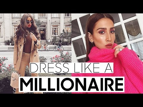 Kristina Kage - 16 Ways to Dress Like A Millionaire on a Broke Girl Budget