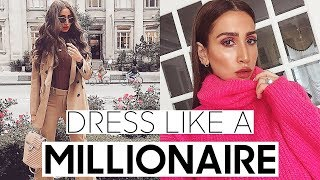 16 Ways to Dress Like A Millionaire on a Broke Girl Budget