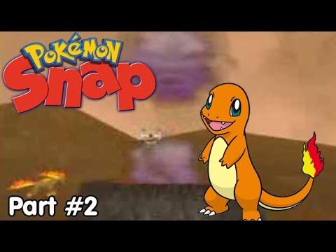 Slim Plays Pokemon Snap - #2. It's Pestering Time!