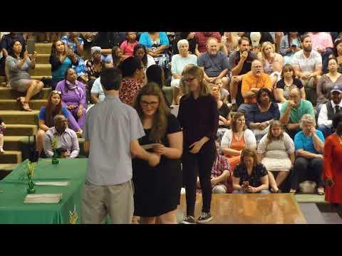 Salem Church Middle School Moving On Ceremony