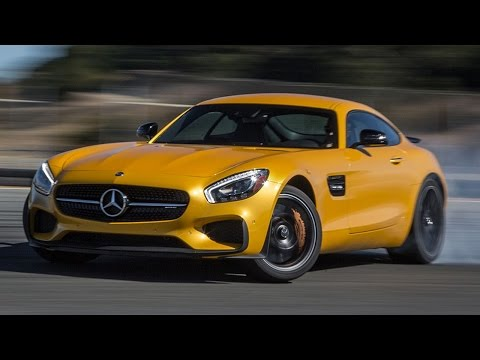 2016 Mercedes-AMG GT S Hot Lap! - 2016 Best Driver