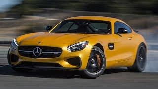 2016 Mercedes-AMG GT S Hot Lap! - 2016 Best Driver