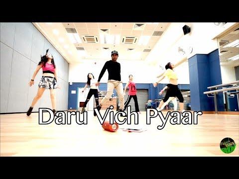 Daru Vich Pyaar - RDI DANCE CLASS...(#272) CHOREOGRAPHED By RAJESH