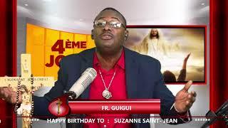 4e JOUR DE DELIVRANCE ET LIBERATION PAR LE SANG DE JESUS /  07 / 08/ 20 / Live Stream
