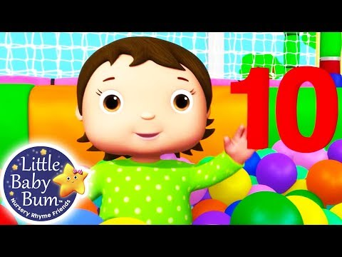 Little Baby Bum | Ten Little Funny Babies | Nursery Rhymes for Babies | Videos for Kids