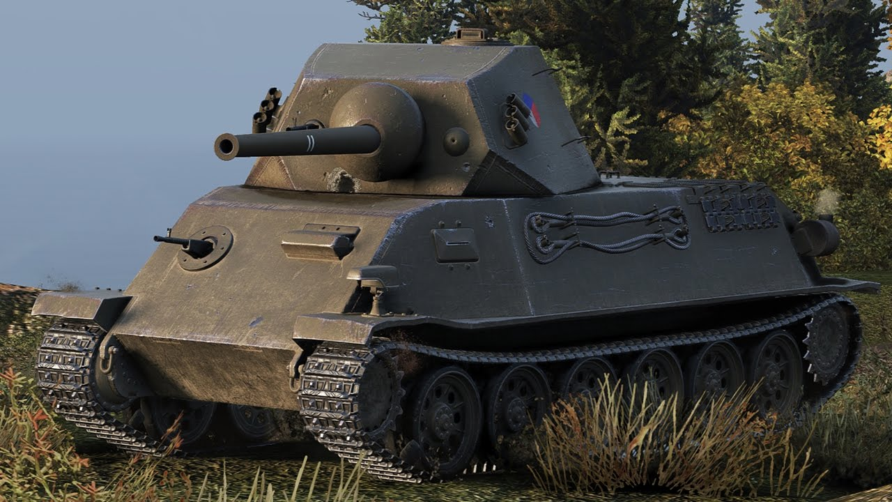 Top 7 Autoloaders in World of Tanks | AllGamers