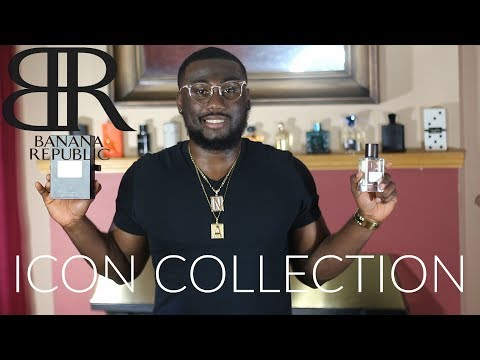 BEST CHEAP FRAGRANCES OF 2017? | BANANA REPUBLIC ICON COLLECTION | 17 OUD MOSAIC FIRST IMPRESSIONS