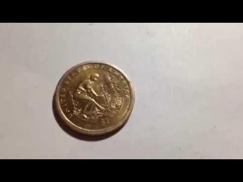 Sacagawea Dollar Coin: 2009 Reverse by Norman E. Nemeth