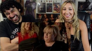 PITCH PERFECT 3 - Official TRAILER 2 REACTION & REVIEW!!!