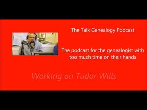 Talk Genealogy -  Tudor Wills