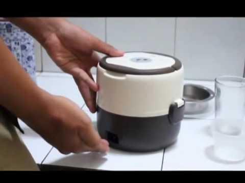 Mini Rice Cooker - YouTube