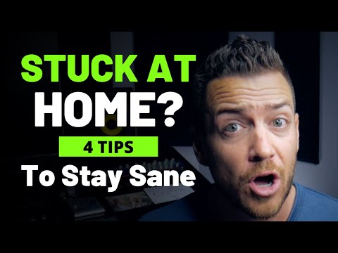 Tips To Stay Sane (And Productive) While Working From Home – RecordingRevolution.com