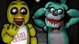 CHICA PLAYS: Five Nights with 39 (Nights 1-3) || STOP TOUCHING MY NOSE!!!