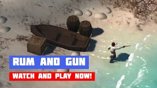 Rum and Gun · Game · Gameplay