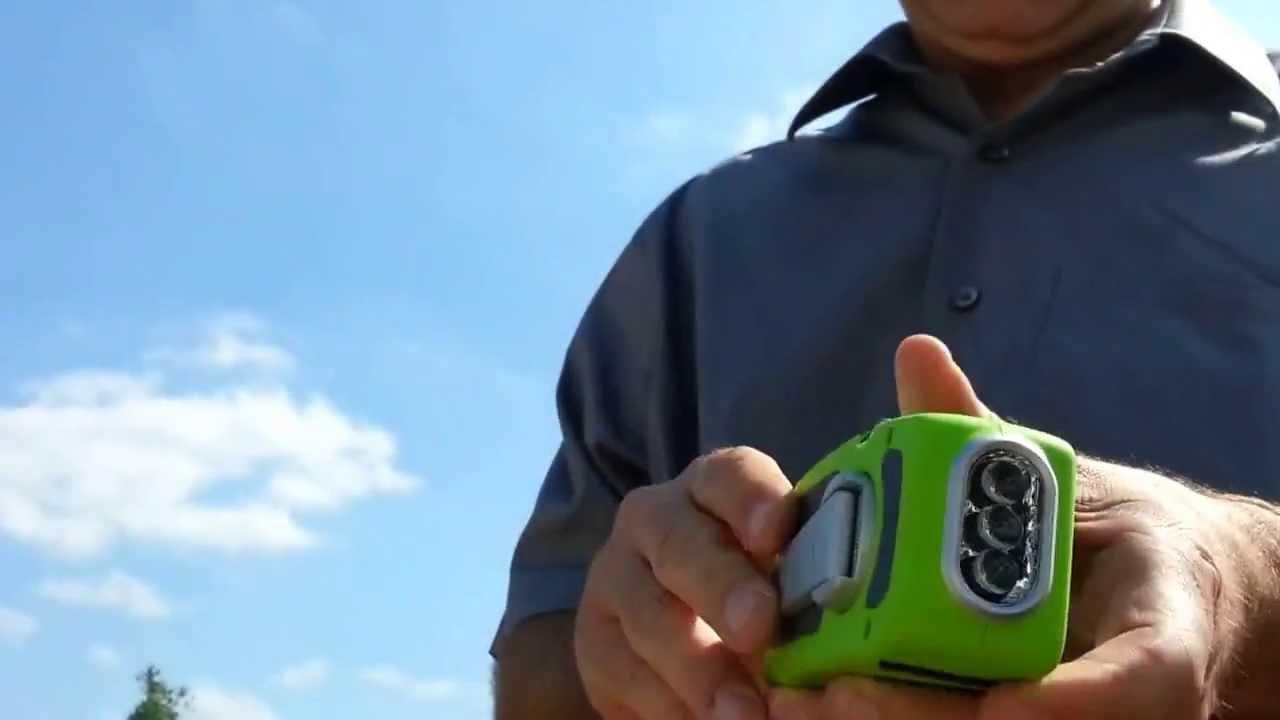 Solar Eton Wind Up Radio Cell Phone Charger Youtube