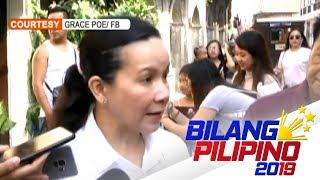 College degree, hindi dapat gawing basehan sa pagtakbong senador - Grace Poe