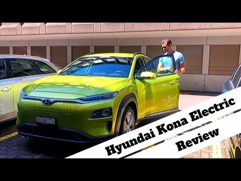 Hyundai Kona Electric Roadtrip Review | Range, Features & Swiss Mountains