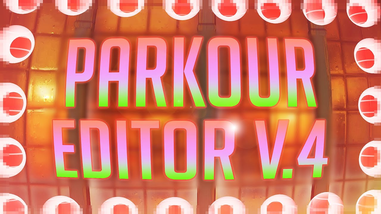 Thumbnail for Parkour Map Creator & Player