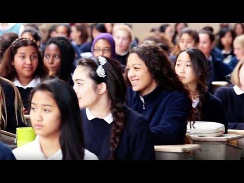 Step Inside: Santa Catalina School