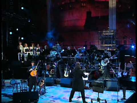 Mike Oldfield - Tubular bells II (Live in Edinburgh castle)