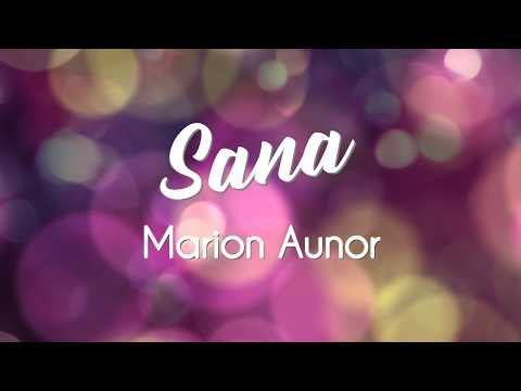 Marion Aunor  - Sana (Up Dharma Down Cover)