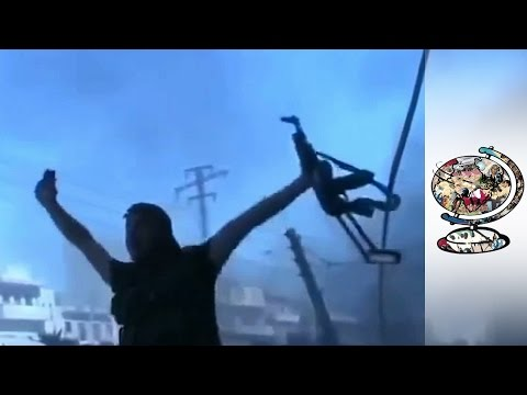 Inside The Free Syrian Army (2012)