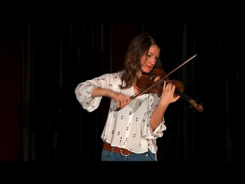 Music Education Is the Tool for Self-Discovery   | Karley Parovsky | TEDxRPLCentralLibrary