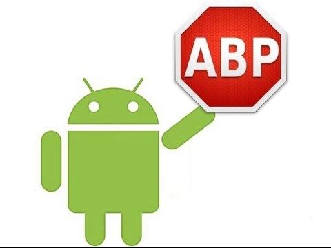 Блокировка рекламы для Android