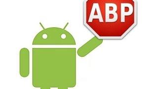 Блокировка рекламы для Android(Блокировка рекламы для Android – очень и очень актуальный вопрос для пользователей мобильных телефонов, планш..., 2015-05-22T10:27:20.000Z)