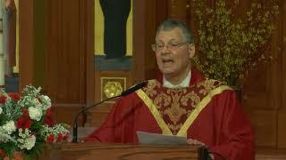 Fr. Joseph Davanzo's Homily for Pentecost Sunday