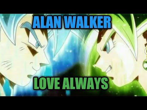 GOKU vs KEFLA (AMV-ALAN WALKER - LOVE ALWAYS)