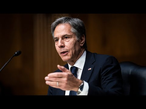 Blinken testifies before House committee on Afghanistan withdrawal