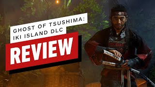 Ghost of Tsushima: Iki Island DLC Review (Video Game Video Review)