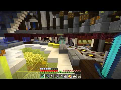 Scott Plays Minecraft - SMBLive Server - S1 E01 - Welcome to our Club!