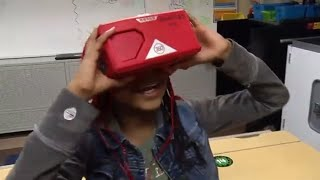 A Push for Virtual Reality Kits in All Robbinsdale Schools